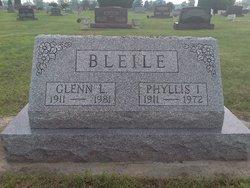 Phyllis I <I>Moyer</I> Bleile