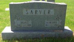 Marjorie Via <I>Boone</I> Sarver