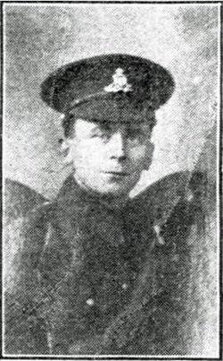 Gunner Charles Henry Goodier
