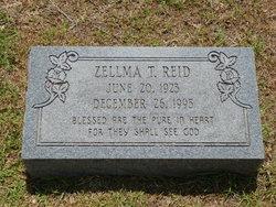 Zelma T. Reid