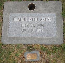 Claude Reid Akers