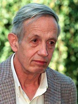 Dr John Forbes Nash Jr.