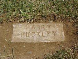"""Harry Ronen """"Buck"""" Buckley"""