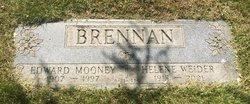 Helen E. <I>Weider</I> Brennan