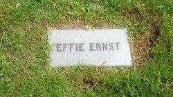 Effie <I>Campbell</I> Ernst