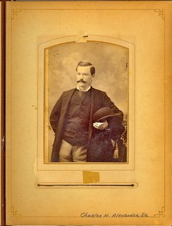 Charles Henry Alexander, Sr