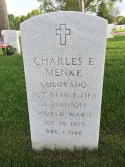 Charles E Menke