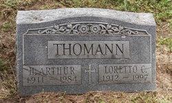 Henry Arthur Thomann