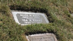 Alice Winifred <I>Snodderly</I> Rude