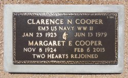 Clarence N Cooper