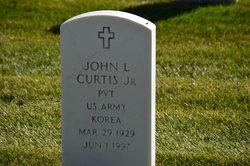 John L Curtis, Jr