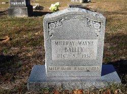 Murray Wayne Bailey
