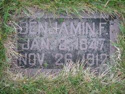 Benjamin Franklin Clapp