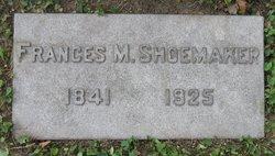 Frances Barnum <I>Marvin</I> Shoemaker