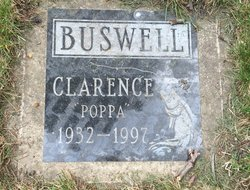 Clarence Eugene Buswell