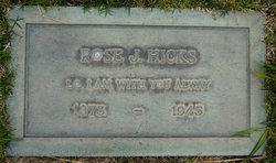 Rose Jane <I>Hillen</I> Hicks