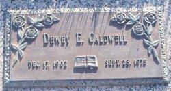 Dewey E Caldwell