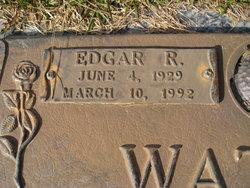 Edgar Roscoe Waters