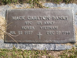Mack Carlton Banks