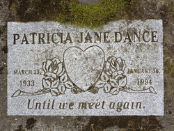 Patricia Jane Dance