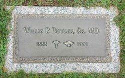 Dr Willis Pollard Butler Sr.