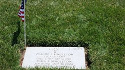 Claude Fred Singleton