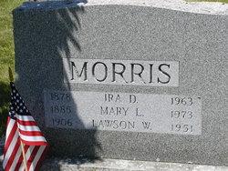 Ira Dwight Morris