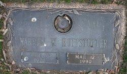 Warren W. Huffstutter