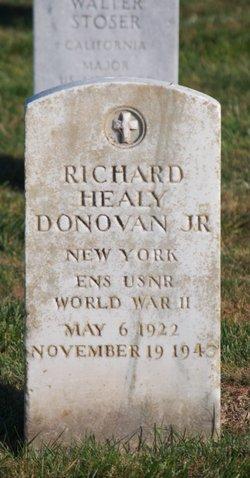 Richard Healy Donovan Jr.