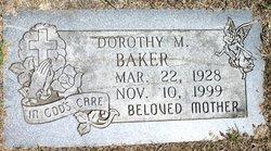 Dorothy M. Baker