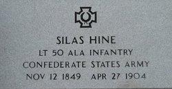 Silas R. Hine