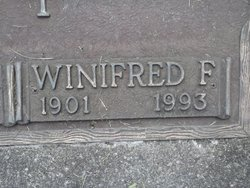Winfred F <I>Strickland</I> Abbott