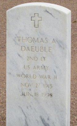Thomas A Daeuble