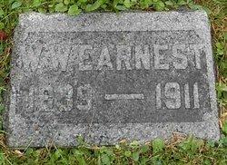 Wallace William Earnest