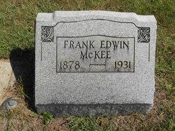 Frank Edwin McKee