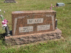 Marie Ida <I>Keiper</I> Mckee