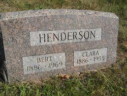 Clara <I>Smith</I> Henderson