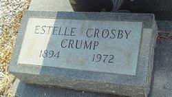 Estelle <I>Crosby</I> Crump