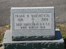 Frank M Waksmunski