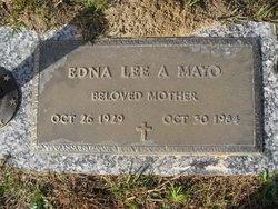 Edna Lee A. Mayo