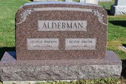 Bessie <I>Bacon</I> Alderman