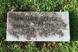 Capt Donald B Holyoke