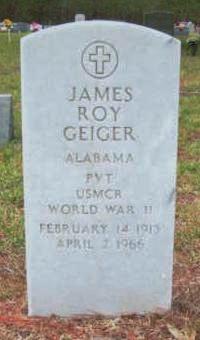 James Roy Geiger