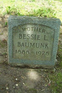 Bessie L. <I>Robinson</I> Baumunk