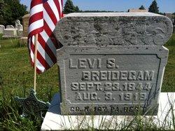 Pvt Levi Samuel Breidegam