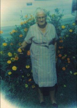 """Margaret Louise """"Margie"""" <I>Cox</I> Adkins"""
