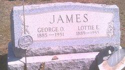 George Oliver James