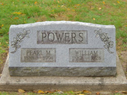 Pearl M. <I>Walker</I> Powers  Sullivan Coy