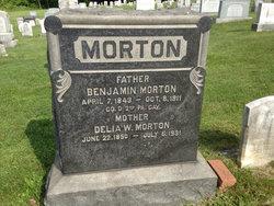 Delia <I>Warfel</I> Morton