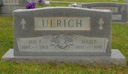 Mabel <I>Newburn</I> Ulrich